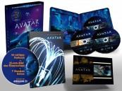 Amazon.de: Avatar – Extended Collector's Edition inkl. 44-seitiges Artbook & 35mm Filmstreifen [Blu-ray] für 11,99€ + VSK