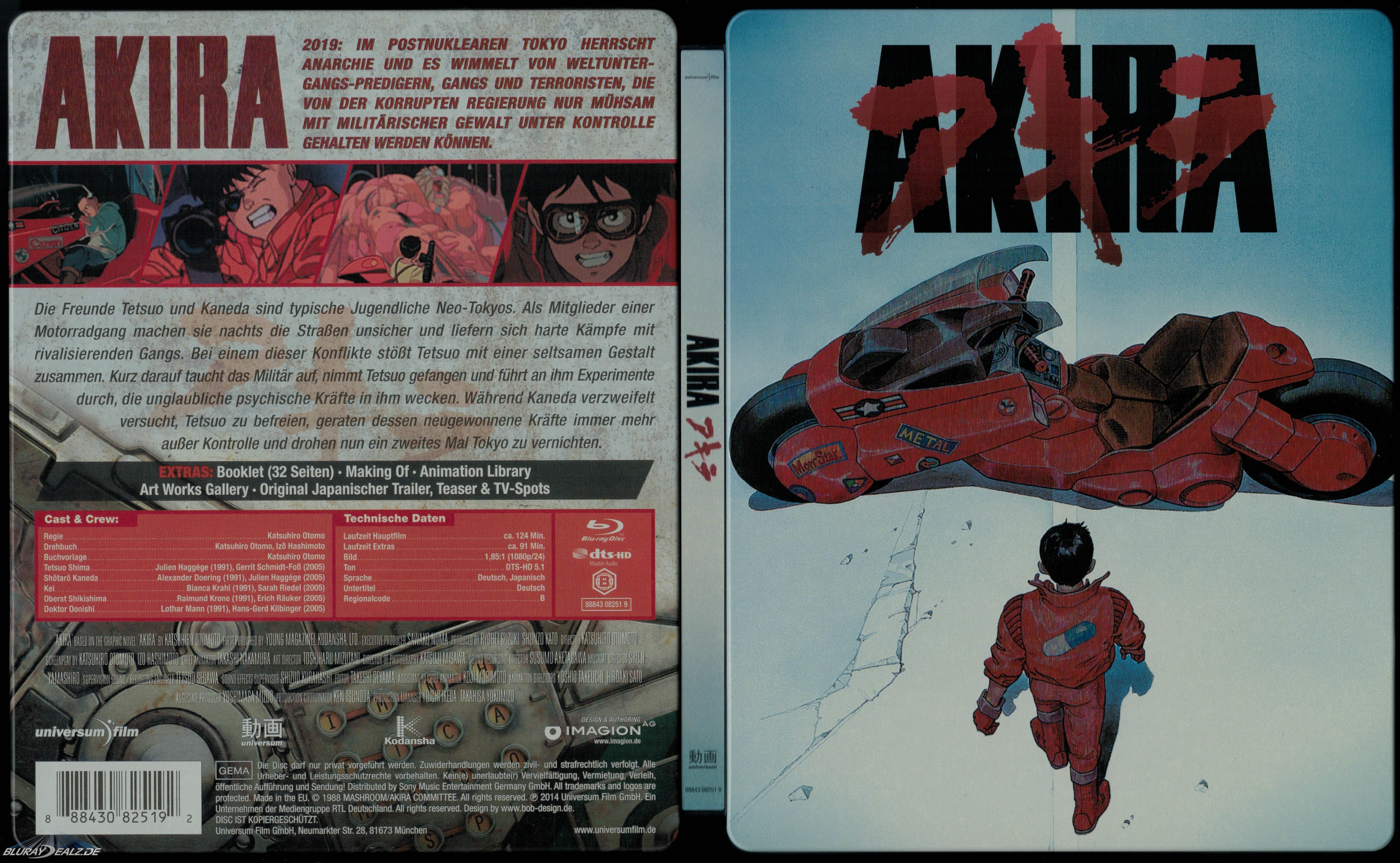 Akira movie blu ray-3829