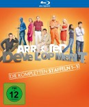 Amazon.de: Arrested Development – Die kompletten Staffeln 1-3 [Blu-ray] für 18,24€ + VSK