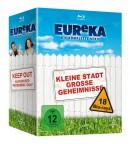 Amazon.de: Eureka – Die komplette Serie [Blu-ray] für 37,99€ inkl. VSK
