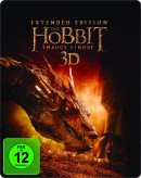 [Unboxing Video] Der Hobbit: Smaugs Einöde Extended Edition 2D/3D BD Steelbook (exklusiv bei Amazon.de) [3D Blu-ray]