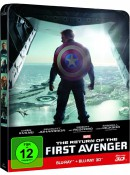CeDe.de: The Return of the First Avenger 3D – Steelbook [Blu-ray] für 18,49€ inkl. VSK