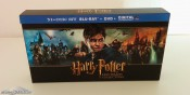 [Review] Harry Potter Hogwarts Collection (Blu-ray)