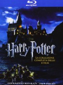 Amazon.es: Harry Potter Komplett Box [Blu-ray] für 17,43€ + VSK