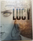 [Review] Lucy Steelbook (Blu-ray)