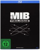 Amazon.de: Men in Black 1-3 – Box [Blu-ray] für 8,64€ + VSK