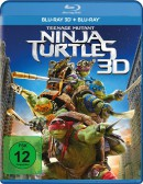 [Vorbestellung] Buch.de: Teenage Mutant Ninja Turtles (3D Blu-ray) für 22,98€ ink. VSK