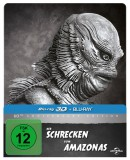 Media-Dealer.de: Der Schrecken vom Amazonas – Steelbook [3D Blu-ray] [Limited Edition] für 10,50€ + VSK