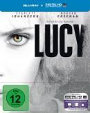 Amazon.de: Lucy – Steelbook [Blu-ray] [Limited Edition] für 19,99€ + VSK