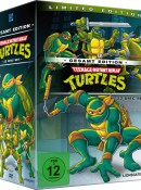 Saturn.de: Teenage Mutant Ninja Turtles (Alle Episoden in einer Gesamtbox) [22 DVD Set] für 27,99€ inkl. VSK