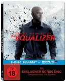 MediaMarkt.de: The Equalizer (Exklusive Steel-Edition) – [2 Blu-ray] für 18,90€ + VSK