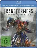 Amazon.de: Transformers 4 – Ära des Untergangs [3D Blu-ray] für 9,99€ + VSK