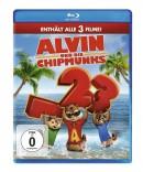 MediaMarkt.de: Alvin und die Chipmunks – Teil 1-3 [Blu-ray] für 10,99€