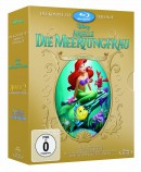 real.de: Arielle die Meerjungfrau – Trilogie [Blu-ray] für 19,99€ + VSK