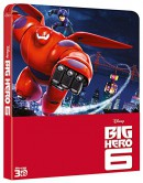 [Vorbestellung] Amazon.it: Baymax 3D (Steelbook) [Blu-ray 3D] für 26,72€ + VSK