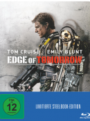 Saturn.de: Edge of Tomorrow (Steelbook Edition) [Blu-ray] für 11,99€ + VSK