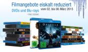 Amazon.de: Universal Filme & TV-Serien eiskalt reduziert (02. bis 08. März)