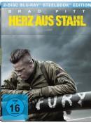 [Vorbestellung] CeDe.de: Fury – Herz aus Stahl (Steelbook) [Blu-ray] für 21,99€ inkl. VSK