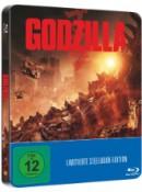 Saturn.de: Godzilla (Steelbook Edition/Media Markt Exclusiv) [Blu-ray] für 8,99€ + VSK