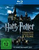 Real: Harry Potter – Complete Collection [Blu-ray] für 34,95€ + VSK