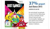 Mueller.de: Tagesangebot 20.03.15 – Just Dance 2015 [Wii] für 24,99€