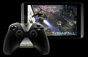 Amazon.de: NVIDIA SHIELD (8 Zoll) Tablet-PC + Shield Controller + 3 Top-Spiele für 299,99€