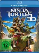 Amazon.it: Teenage Mutant Ninja Turtles [Blu-ray 3D+2D] für 15,43€ inkl. VSK