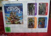 [Review] Teenage Mutant Ninja Turtles (Special Edition inkl. 4 Sammelfiguren) (Blu-ray 3D)