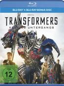 Amazon.de: Transformers 4 – Ära des Untergangs [Blu-ray] für 9,99€ + VSK