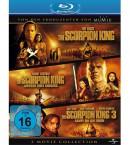 Amazon.de/Saturn.de: The Scorpion King 1-3 (3 Movie Collection) [Blu-ray] für 9,97€ + VSK