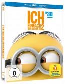 Amazon.de: Ich – Einfach unverbesserlich 2 – Steelbook (3D + Blu-ray) [Limited Edition] [Blu-ray] für 12,90€ + VSK