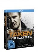 Amazon.de: 96 Hours – Taken 1-3 Trilogie (Blu-ray) für 8,76€ + VSK