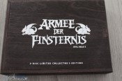 [Review] Armee der Finsternis – 3-Disc Limited Collector's Edition – Holzbox