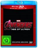 [Vorbestellung] Amazon.de: Avengers – Age of Ultron 3D + 2D [3D Blu-ray] für 26,99€ + VSK