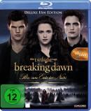 Amazon.de: Breaking Dawn – Bis(s) zum Ende der Nacht – Teil 2 (Fan Edition) [Blu-ray] [Deluxe Edition] für 6,99€ + VSK