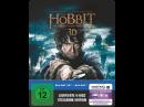 Saturn.de: Der Hobbit – Die Schlacht der fünf Heere (4-Disc Steelbook Edition) [Blu-ray 3D] für 24,99€ + VSK