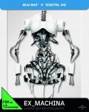 [Vorbestellung] Amazon.de: Ex Machina – Limited Edition Steelbook [Blu-ray] für 22,99€ + VSK