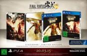Gameware.at: Weekend Deal: Final Fantasy Type-0 Steelbook Edition [PS4/XBOX One] für 37,90€ inkl. Gratisversand