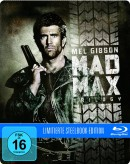 Saturn.de: Mad Max Trilogie (Exklusive Steelbook Edition) – (Blu-ray) für 14,99€ inkl. VSK