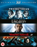 Zavvi.com: Mega Monday u.a. Prometheus / I Robot / Abraham Lincoln – 3D Collection [Blu-ray 3D] für 13,89€ inkl. VSK