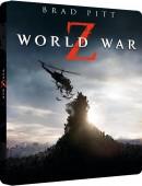 Amazon.fr: World War Z [Combo Blu-ray 3D + Blu-ray + DVD – Version longue inédite – Édition boîtier Steelbook] für 15,34€ + VSK