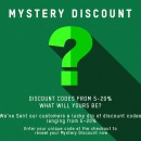 Zavvi.com: Mystery Discount – Save Up To 20%!