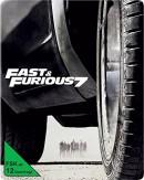 Amazon.de: Fast & Furious 7 – Steelbook [Blu-ray] [Limited Edition] für 21,38€ + VSK