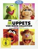 Mueller.de: Die Muppets – Vier Movie Collection [Blu-ray] für 9,99€