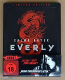 [Review] Everly Steelbook (Blu-ray)