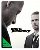 [Vorbestellung] MediaMarkt.de: Fast & Furious 7 (Steel-Edition – Media Markt Exklusiv) für 24€