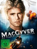Amazon.de: MacGyver – Die komplette Collection (38 DVDs) für 39,97€