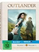 Amazon.de: Outlander – Season 1 Vol.1 (Collector's Box-Set) (exklusiv bei Amazon.de) [Blu-ray] für 14,97€ + VSK