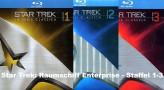 Amazon.es: Star Trek – Raumschiff Enterprise – Staffel 1-3 [Blu-ray] für je ab 14,75€ + VSK