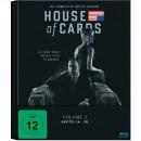 Conrad.de: House of Cards Staffel 2 [Blu-ray] für 12,73€ + VSK